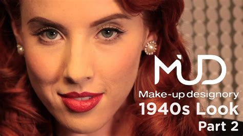 makeup tutorial youtube 2015 makeup with image with 1940s makeup step by step with