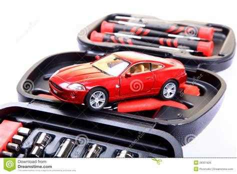 Automobile Engineering Royalty Free Stock Image   Image: 28301826