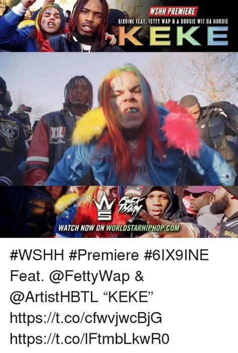 Worldstarhiphop Meme - wshh premiere 6ix9ine feat fetty wap a boogie wit da