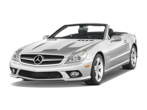 2009 mercedes benz sl class review and rating motor trend