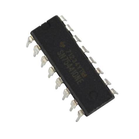 integrated circuit h bridge sn754410 half h bridge 1a motor driver ic