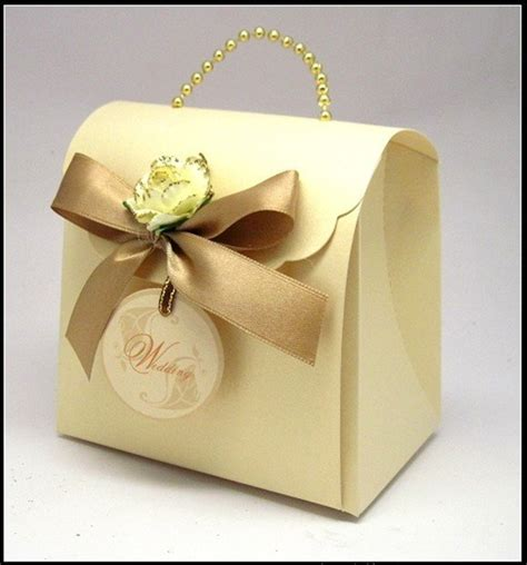 Wedding Gift Box la casamiento wedding door gift