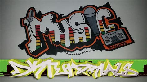 step  step   draw graffiti letters  youtube