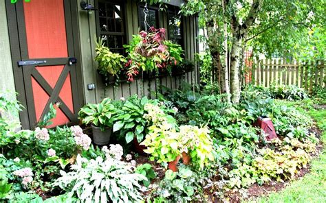 Shade Garden Plans by 15 Best Shade Garden Designs And Layouts Shade Garden