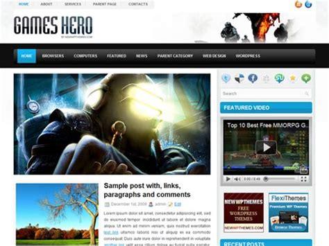 Collection of Theme Wordpress Hero | Hero Wordpress Portfolio Theme ...
