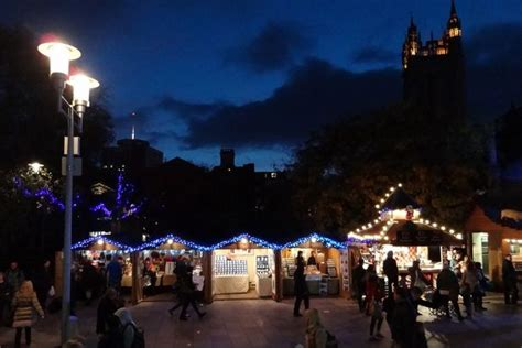 when will cardiff christmas market be opening in 2016