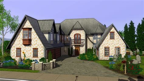 mod the sims a frame at arleston old rd how to build an a frame house sims 3 house plan 2017