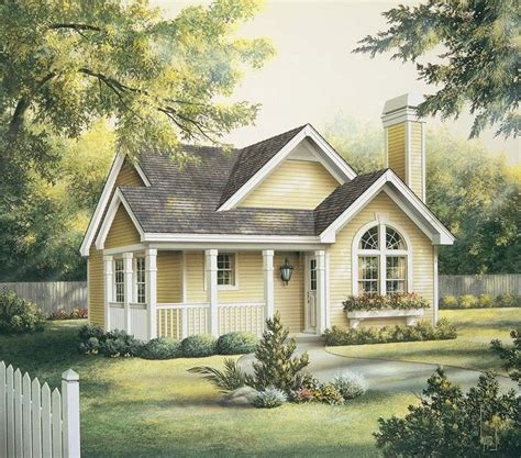 Storybook Cottage Plans | tiny storybook cottage house plans throughout storybook