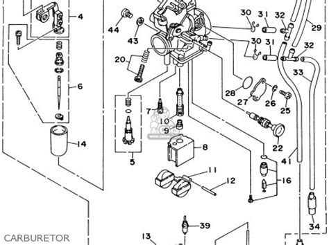 yamaha ttr 125 carburetor diagram yamaha ttr 125 wiring diagram yamaha free engine image