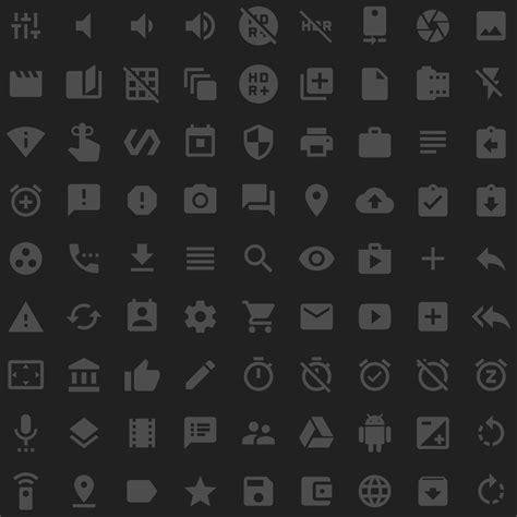 design google con icons material icons google design