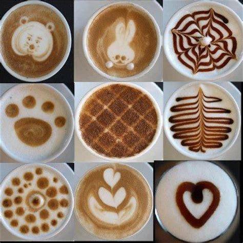 latte art pattern names latte art saiba como fazer as incr 237 veis espumas de caf 233