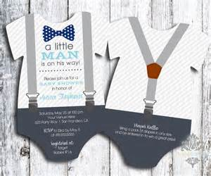 Bow Tie Onesie Template by Bow Tie And Suspenders Baby Shower Invitation