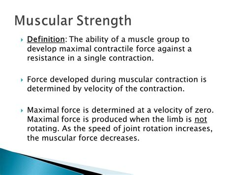 definition theme of resistance assessing muscular fitness ppt video online download