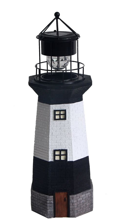 rotating beacon light for outdoor lighthouse new items rotating beacon l garden decoration