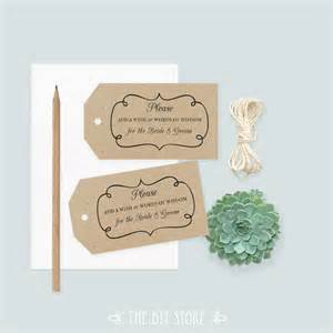wedding souvenir tags template wedding tag template large tag swirly frame gift by