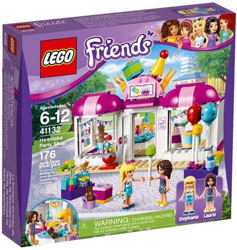 Original Lego Friends Heartlake Shop 41132 lego friends 41132 heartlake partyladen kaufen