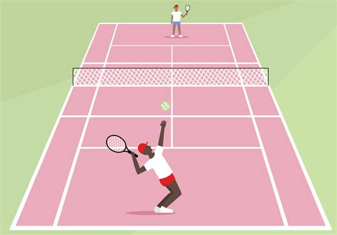 tennis court images free tennis court vector free vector stock