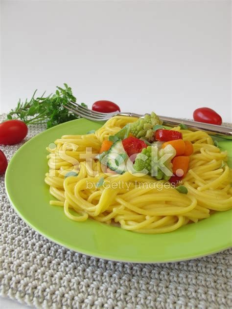 how are vegetables gluten free gluten free corn pasta with vegetables stock photos