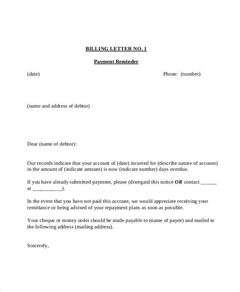 late rent letter template late rent payment letter template for overdue payment