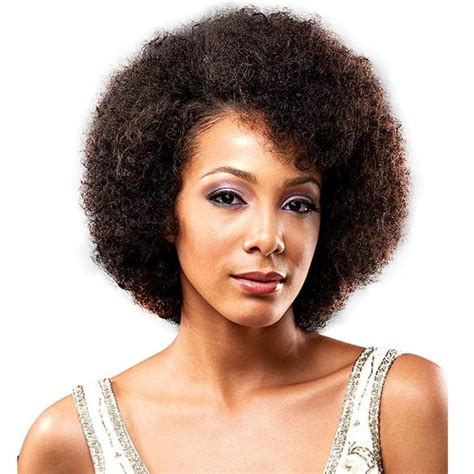 weave on short afro hair bobbiboss indi natural perfect trio human hair weave