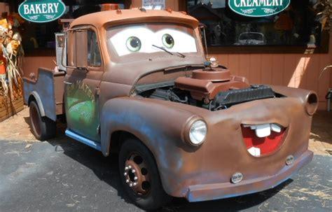 mater truck tow mater truck handmade replica