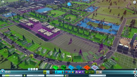 Office Zone Cities Skylines In The Zone Cities Skylines Screens Are Pretty Rock