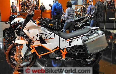 Ktm 990 Adventure Aufkleber by 2012 Ktm 990 Adventure Webbikeworld