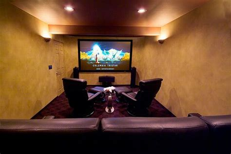 theater room design how to design and plan a home theater room