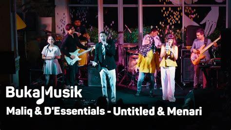 download mp3 gratis untitled maliq bukamusik maliq d essentials untitled menari youtube