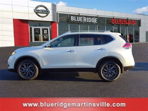 nissan suv 2016 white 2016 pearl white nissan rogue roanoke times suv