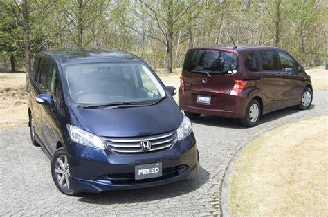 Headl Honda Freed toyota sienta vs honda freed japanese hybrid mpvs go