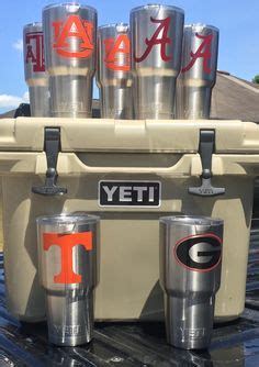 Window Decals Jackson Ms by Owl Personalized Yeti Tumbler Cup Decal By