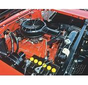 Stock 57 V8 Engine Bay Picture Needed  TriFivecom 1955