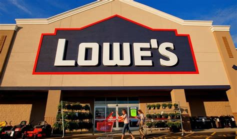 lowe s home improvement