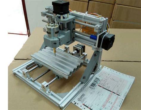 diy mini  axis cnc router engraver carving machine