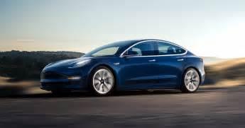 Tesla Economy Model 3 Tesla