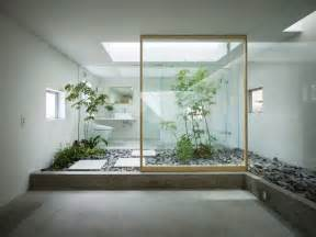 Homes With Interior Courtyards by Courtyards
