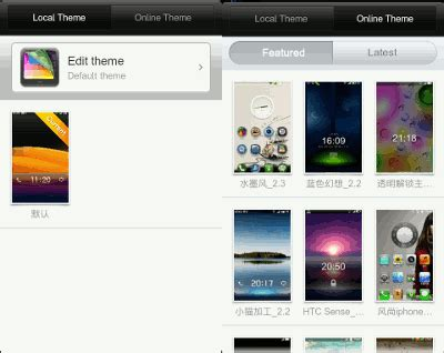 miui theme rejected 406 miui a beautiful and functional custom rom for android