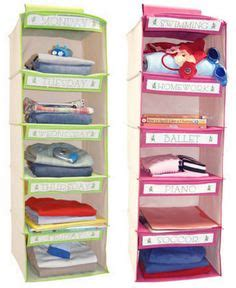 Weekly Closet Organizer by 1000 Ideas About Weekly Clothes Organizer On