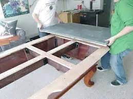 cost to move a pool table chico pool table movers