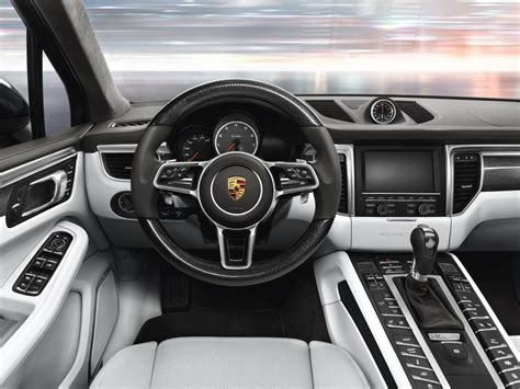 The New Porsche Macan Interior Design Youtube