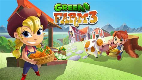 game green farm 3 mod java green farm 3 mobile game trailer youtube