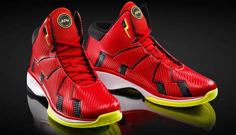 basketball shoes banned from nba banned by the nba a shoe company branches out fast