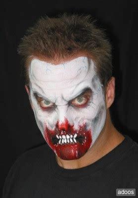 imagenes de maquillaje para halloween hombres maquillaje para halloween