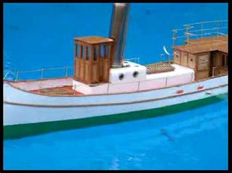barco de vapor como hacerlo diese erstaunliche entdeckung