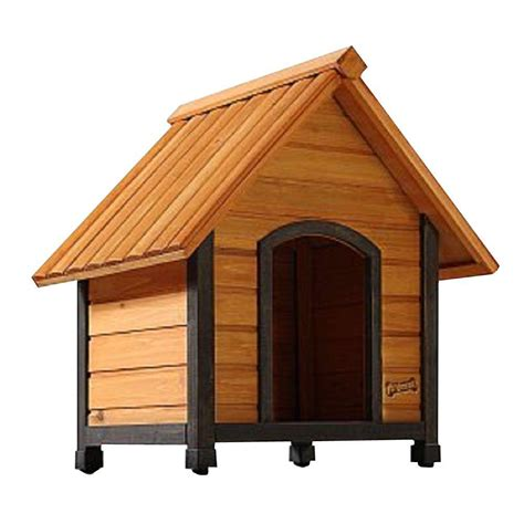 homedepot dog house pet squeak 1 7 ft l x 2 2 ft w x 2 4 ft h arf frame small dog house 0006s b the