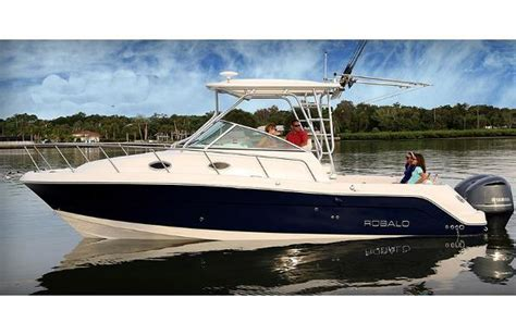 robalo boats manufacturer walkaround robalo boats for sale boats