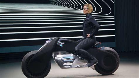 future bmw motorcycles bmw motorrad vision 100 motorrad