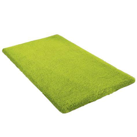 Green Sprouts Bath Mat by Kleine Wolke Kansas 100 Cotton Bath Mat Green