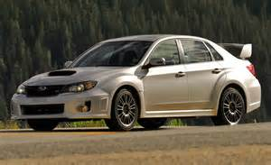 Subaru 2011 Wrx 2011 Subaru Impreza Wrx Sti Sedan Photo